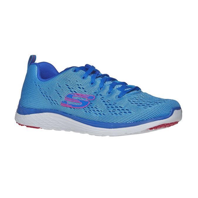 Chaussures femme skecher, Violet, 509-9706 - 13