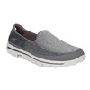 Slip on sport skecher, Gris, 809-2169 - 13