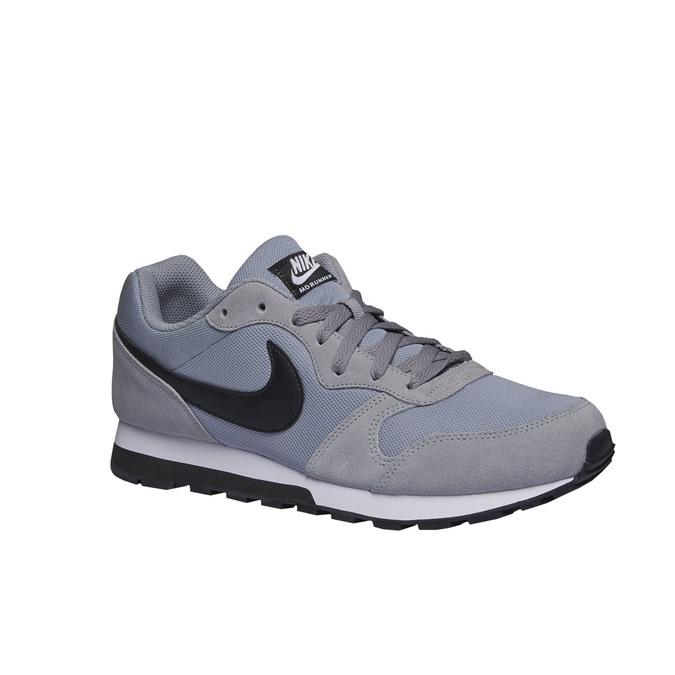 Tennis grise pour homme nike, Gris, 809-2223 - 13