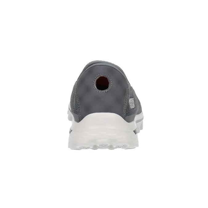 Slip on sport skecher, Gris, 809-2169 - 17