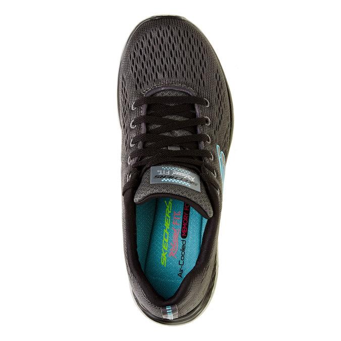 Chaussure de sport femme skecher, Gris, 509-2706 - 19