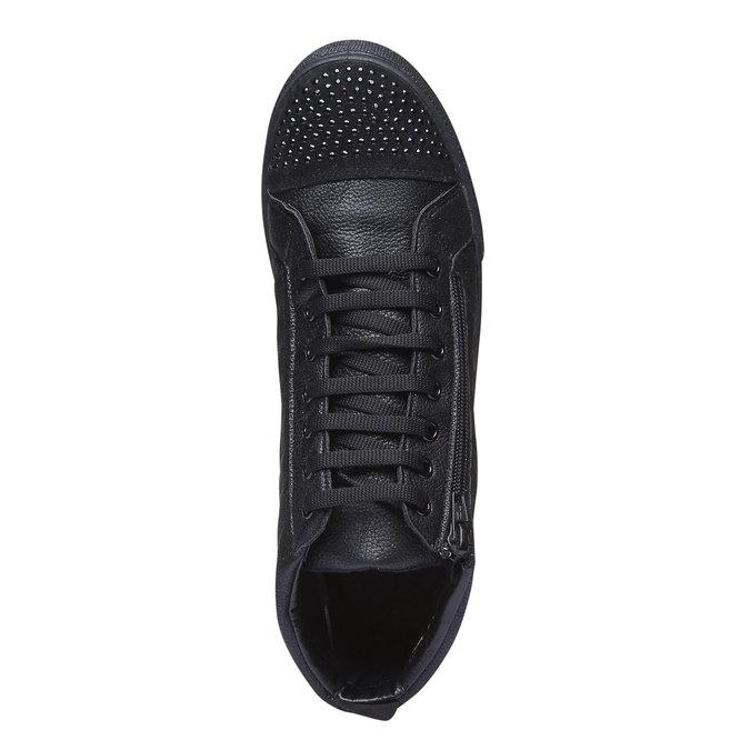 Chaussures Femme north-star, Noir, 543-6127 - 19