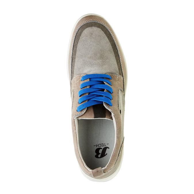 Chaussure de marche pour homme, Gris, 843-2631 - 19