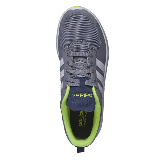 Chaussure de sport homme adidas, Gris, 809-2133 - 19
