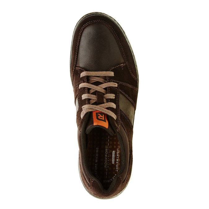 Chaussures homme rockport, Brun, 843-4100 - 19
