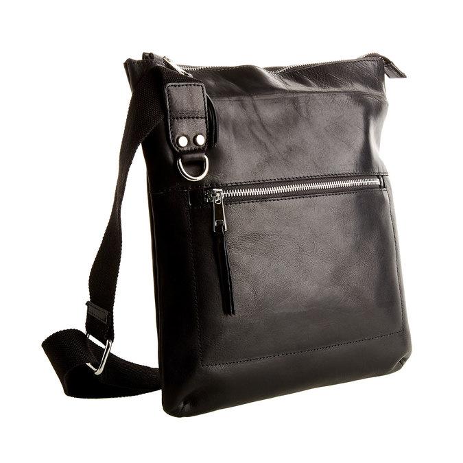Le sac à bandoulière Seymur bata, Noir, 964-6103 - 13