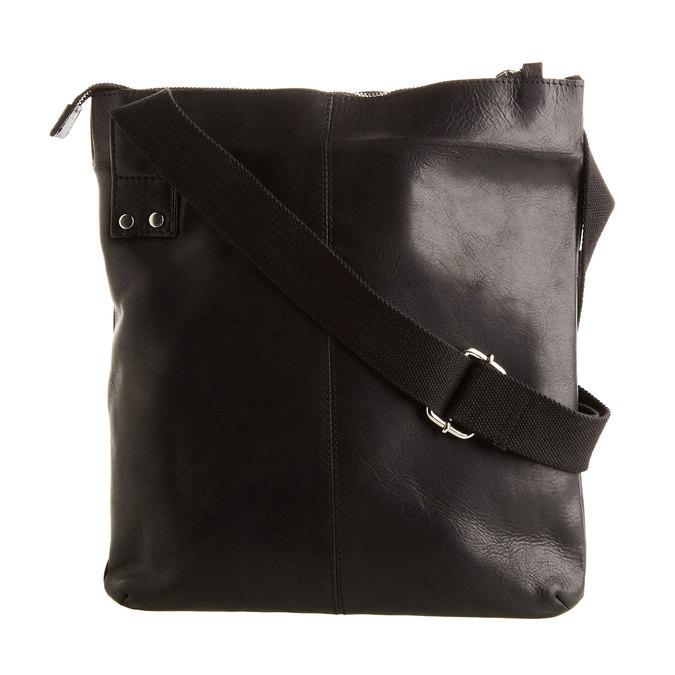 Le sac à bandoulière Seymur bata, Noir, 964-6103 - 26