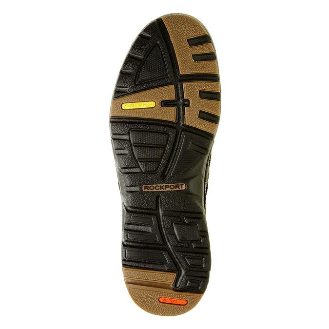 Chaussures homme rockport, Brun, 843-4100 - 26