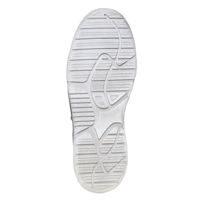 Chaussure homme en cuir weinbrenner, Violet, 846-9657 - 26