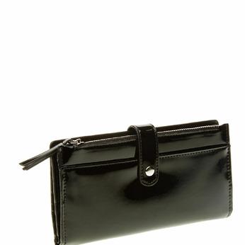 Porte-monnaie femme noir bata, Noir, 941-6129 - 13