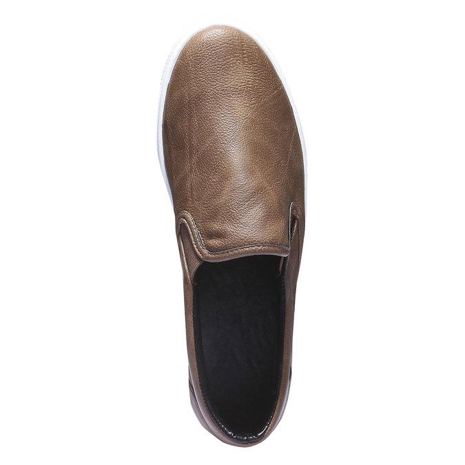 Chaussures homme north-star, Jaune, 831-8111 - 19