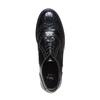 Chaussure lacée en cuir pour femme bata, Noir, 524-6222 - 19