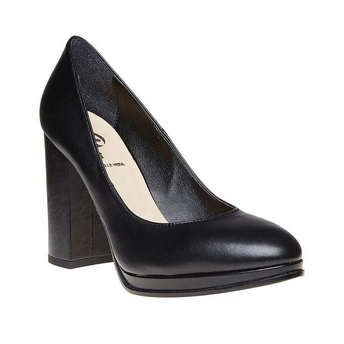Chaussures Femme bata, Noir, 724-6477 - 13
