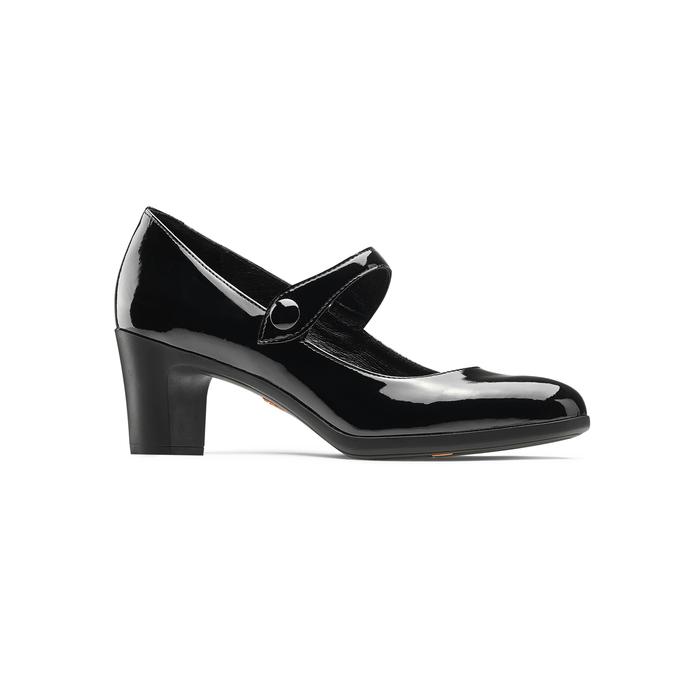 Chaussures Femme flexible, Noir, 621-6220 - 13