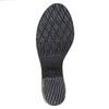 Chaussure à lacets en cuir pour femme bata, Gris, 693-2381 - 26