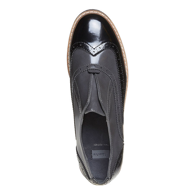Chaussures Femme bata, Gris, 511-2194 - 19
