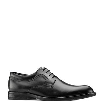 Chaussure en cuir homme bata, Noir, 824-6460 - 13