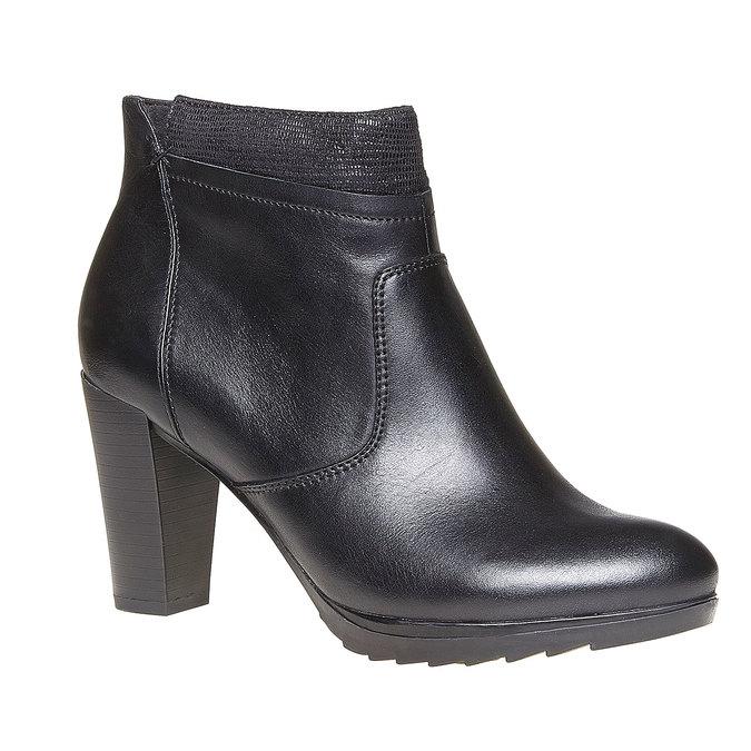 Chaussures Femme insolia, Noir, 794-6353 - 13