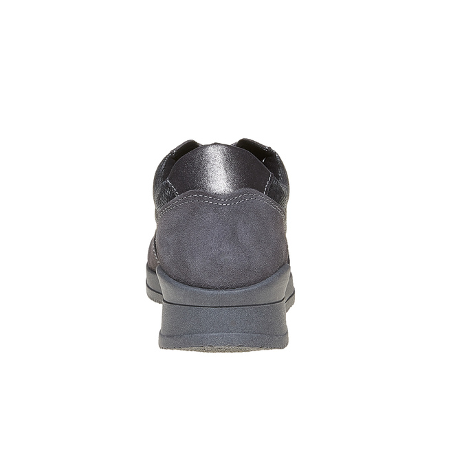 Chaussures Femme bata, Gris, 543-2143 - 17