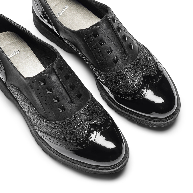 Chaussures Femme bata, Noir, 511-6240 - 26