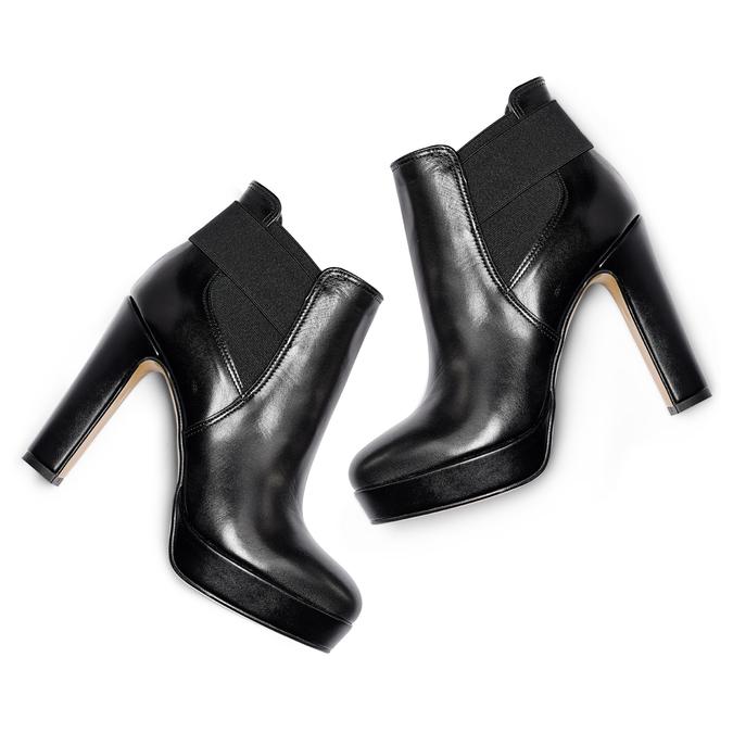 Chaussures Femme bata, Noir, 794-6571 - 19