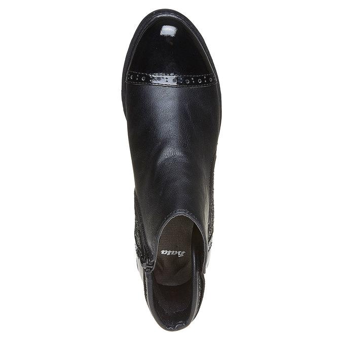 Chaussures Femme bata, Noir, 591-6539 - 19