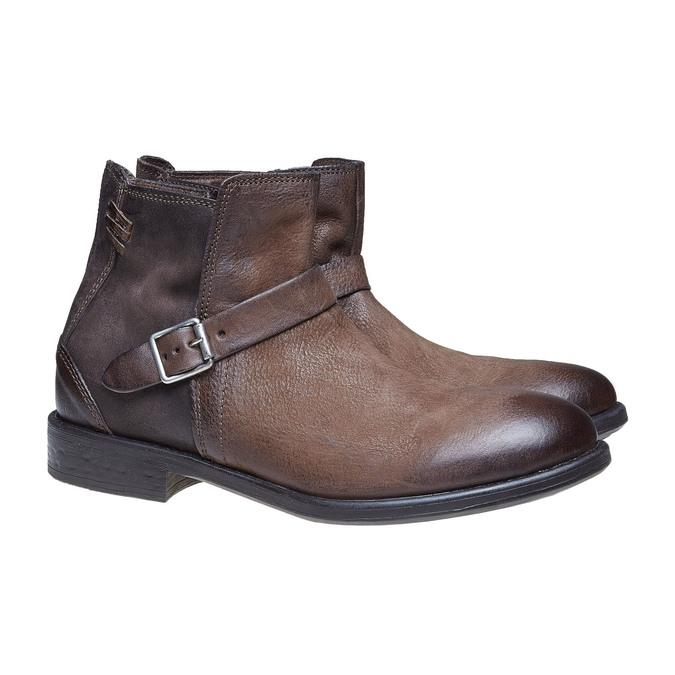 Chaussures Homme bata, Brun, 894-4482 - 26