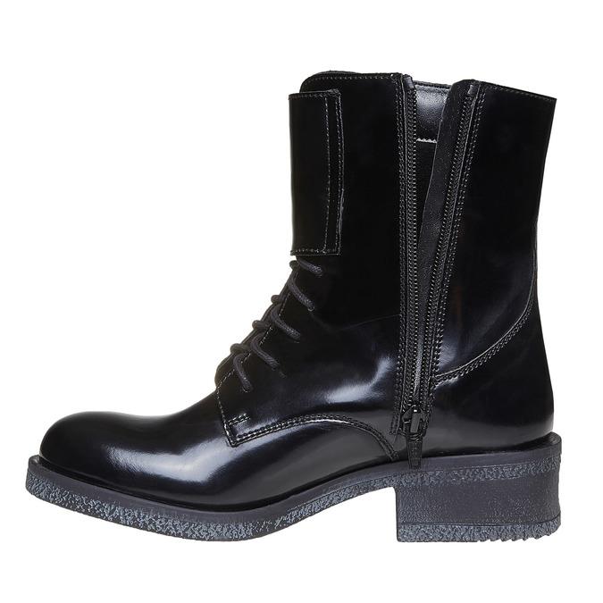 Chaussures Femme bata, Noir, 591-6198 - 19