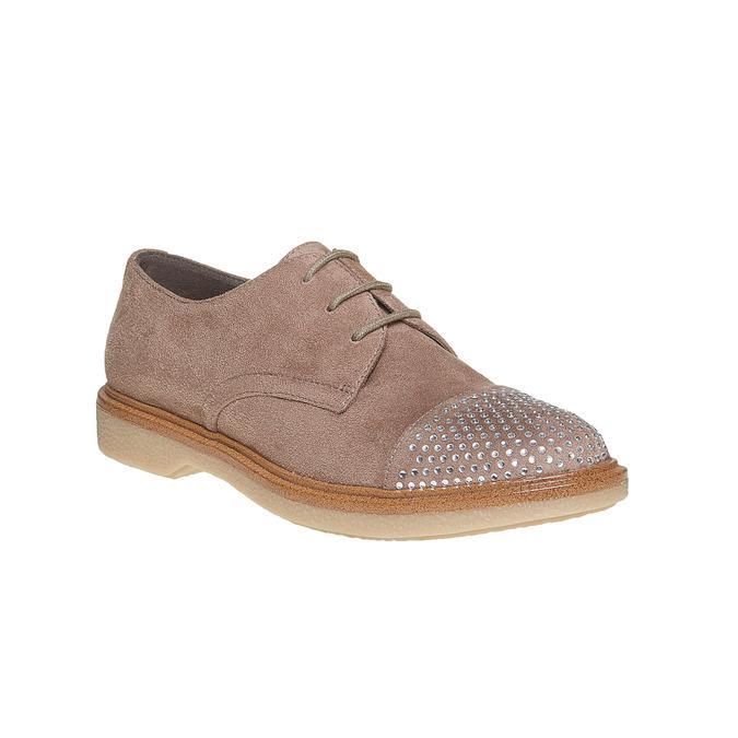 Chaussures Femme bata, Gris, 529-2282 - 13