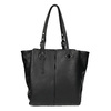 Sac à main Tote Bag bata, Noir, 961-6123 - 26
