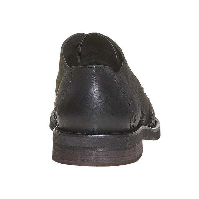 Chaussure Derby homme bata, Noir, 824-6203 - 17