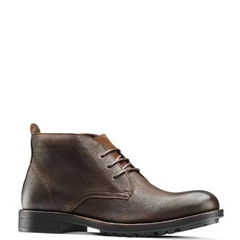 Chaussure homme Chukka Boots bata, Brun, 894-4282 - 13