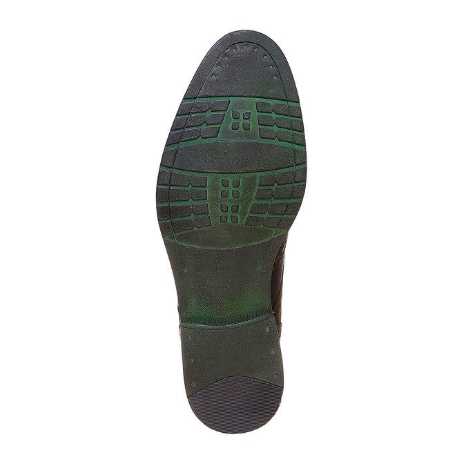 Chaussures Homme bata, Brun, 824-4577 - 26