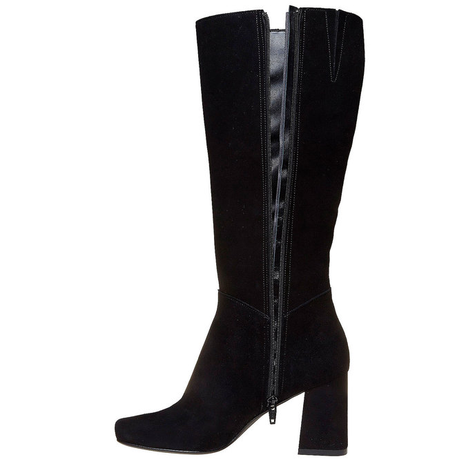 Chaussures Femme bata, Noir, 793-6577 - 19