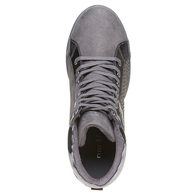 Chaussures Femme north-star, Gris, 729-2360 - 19