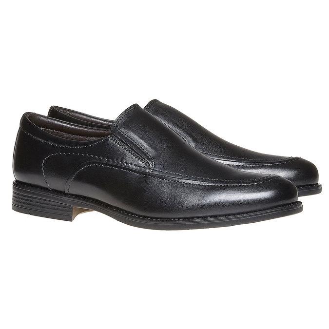 Chaussures Homme bata, Noir, 814-6143 - 26