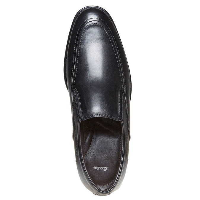 Chaussures Homme bata, Noir, 814-6143 - 19