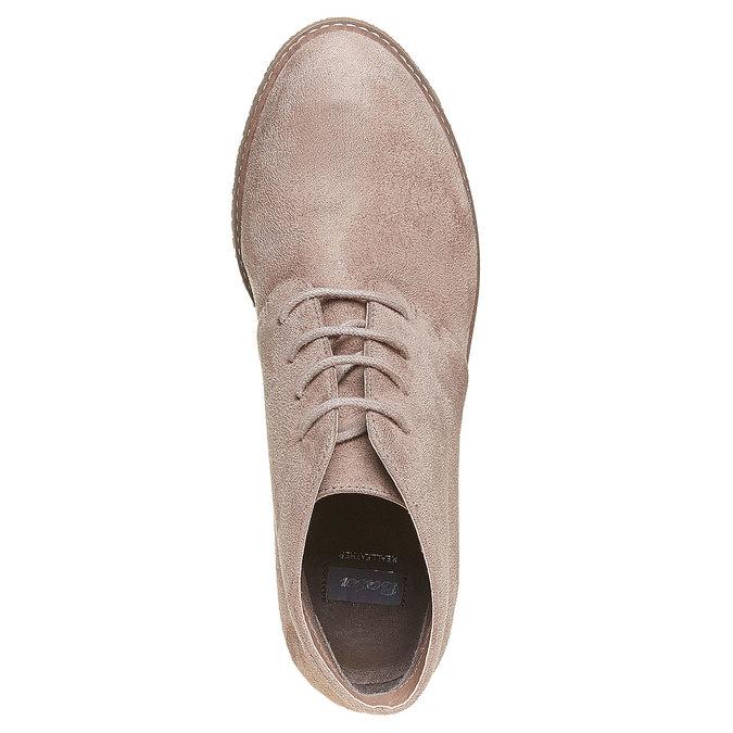 Chaussures Femme bata, Gris, 799-2254 - 19