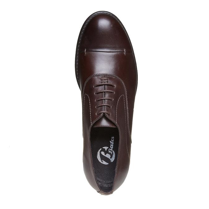 Chaussures Homme bata, Brun, 824-4596 - 19