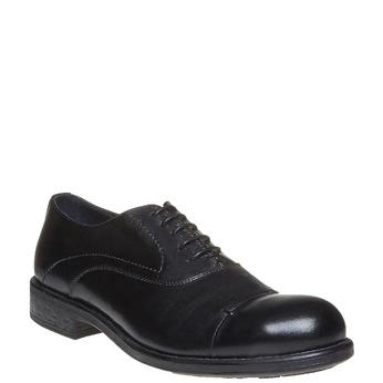 Chaussures Homme bata, Noir, 824-6596 - 13