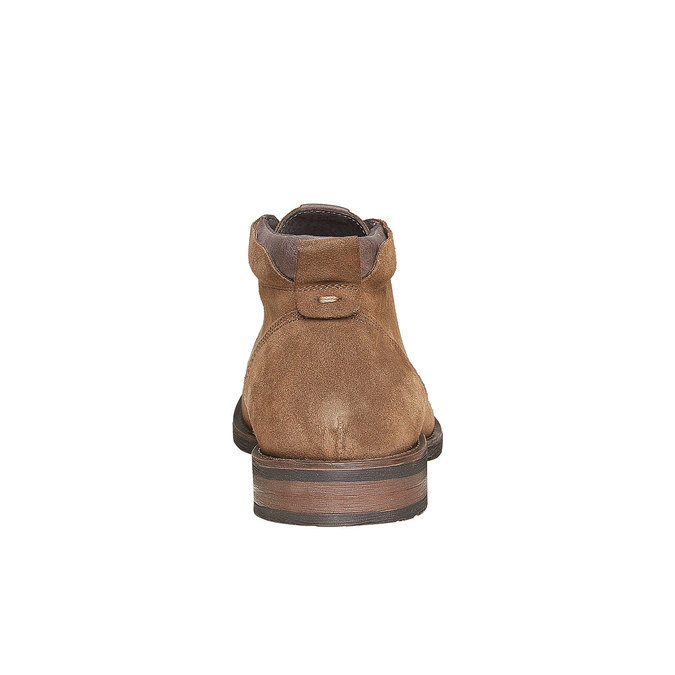 Chaussures Homme bata, Brun, 823-4533 - 17