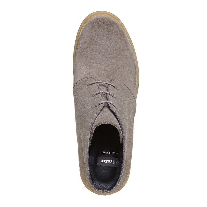 Chaussures Femme bata, Gris, 793-2484 - 19