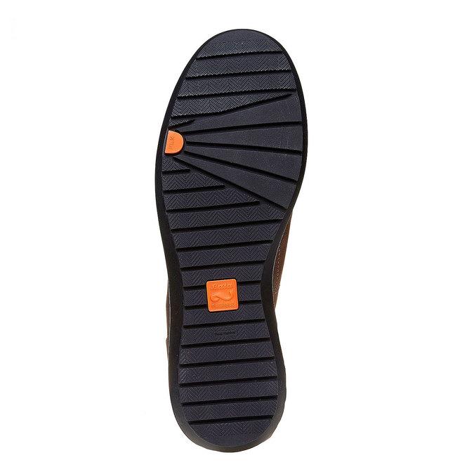 Chaussures Homme flexible, Brun, 846-4205 - 26