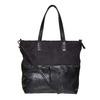 Sac à main dans le style Shopper bata, Noir, 961-6847 - 26