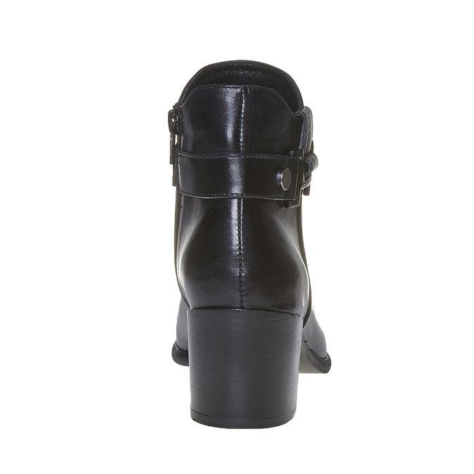 Chaussures Femme bata, Noir, 694-6387 - 17