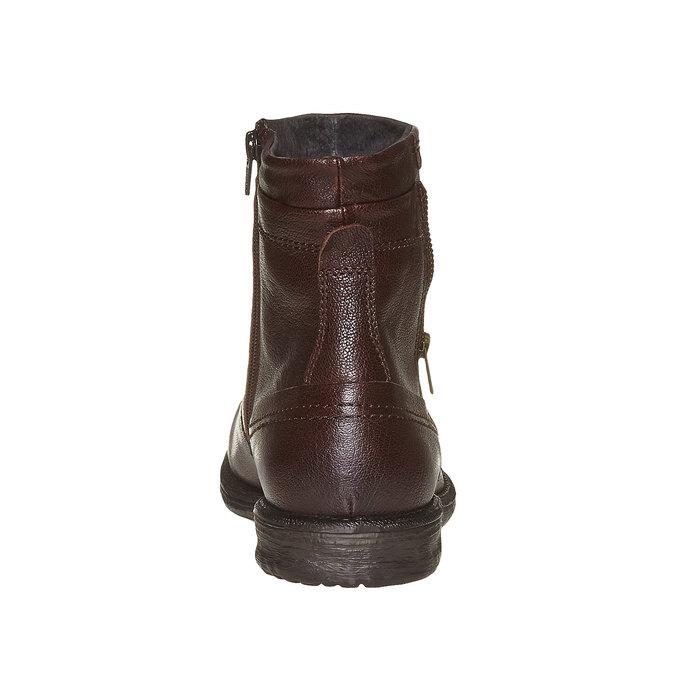 Chaussures Homme bata, Brun, 894-4311 - 17