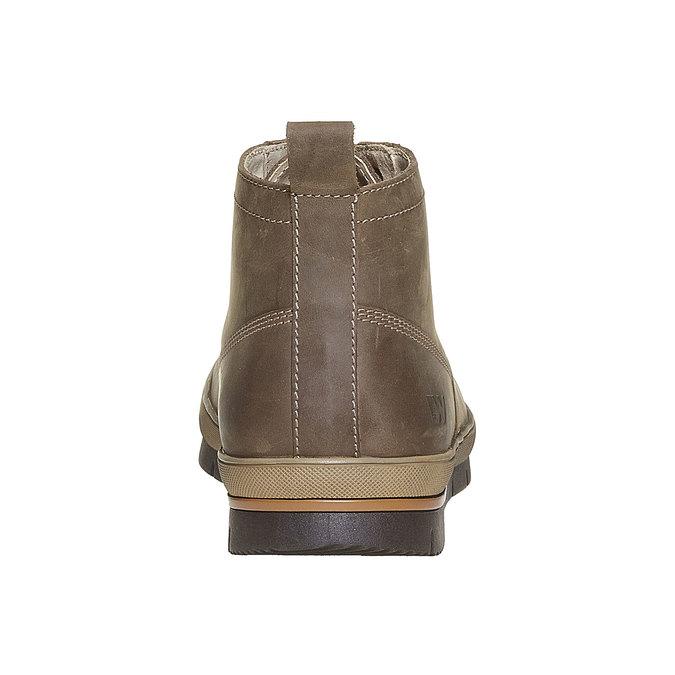Chaussures Homme weinbrenner, Gris, 894-2521 - 17