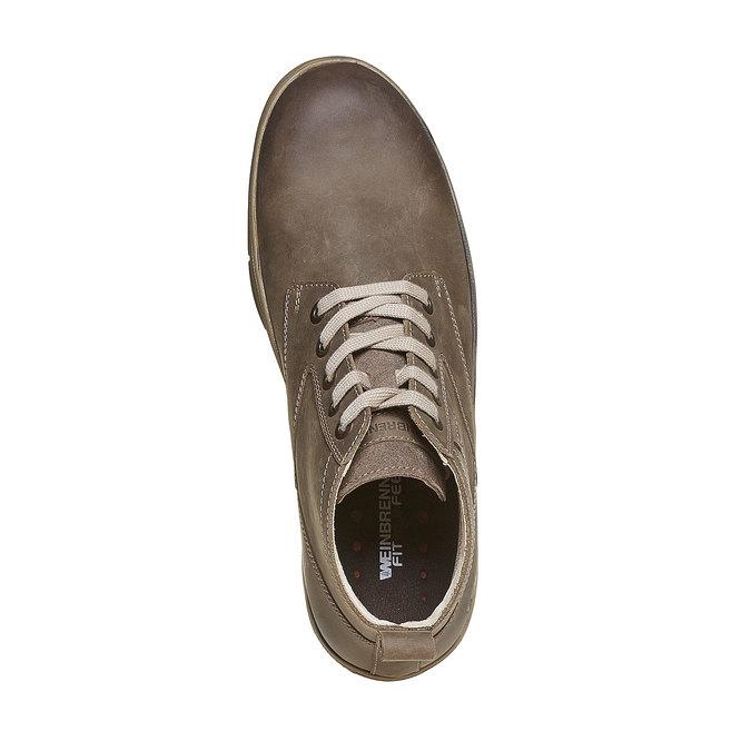 Chaussures Homme weinbrenner, Gris, 894-2521 - 19