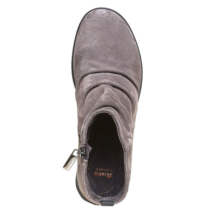 Chaussures Femme flexible, Gris, 593-2577 - 19