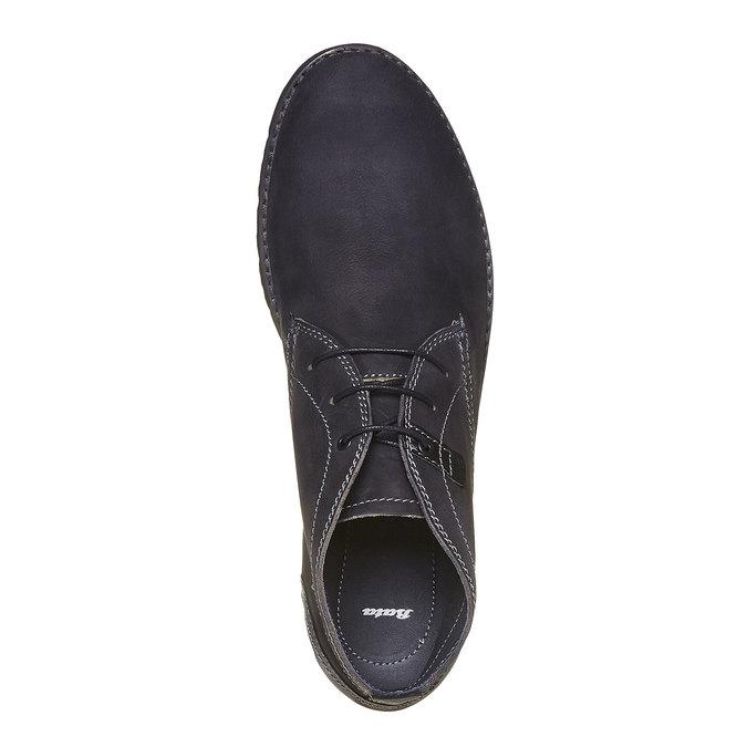 Chaussures Homme bata, Noir, 894-6630 - 19